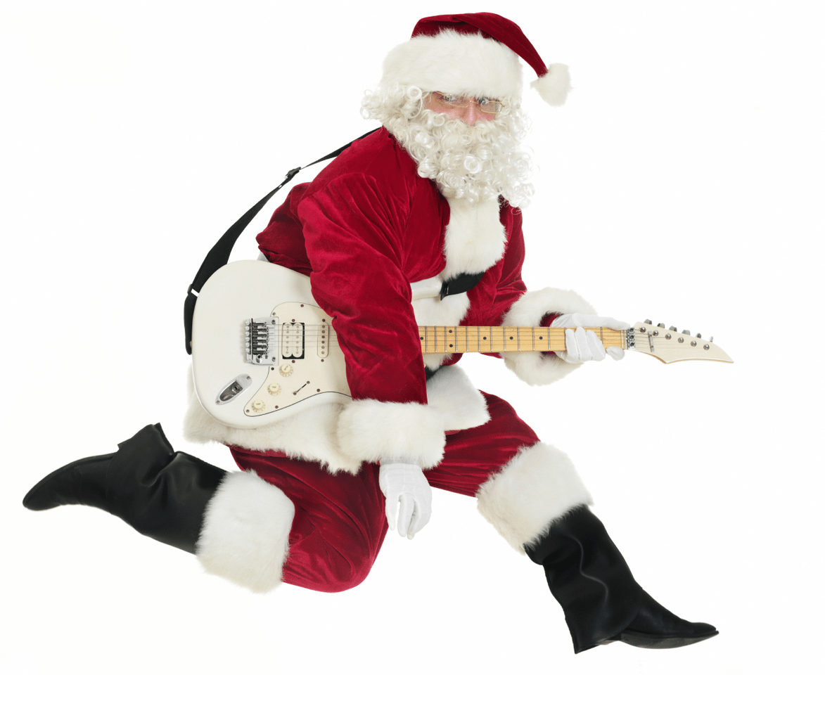 maintain guitar progress Christmas