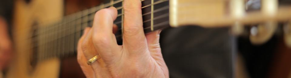 Workshop:  Introduction To Barre Chords